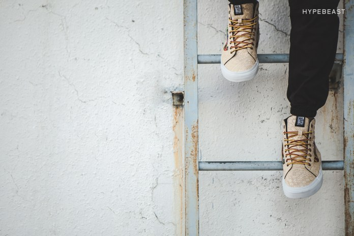 Zio Ziegler x Vans Classics 2015 Spring/Summer Collection