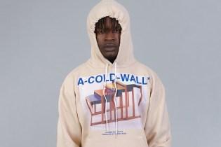 A-COLD-WALL* 2015 Fall/Winter Lookbook