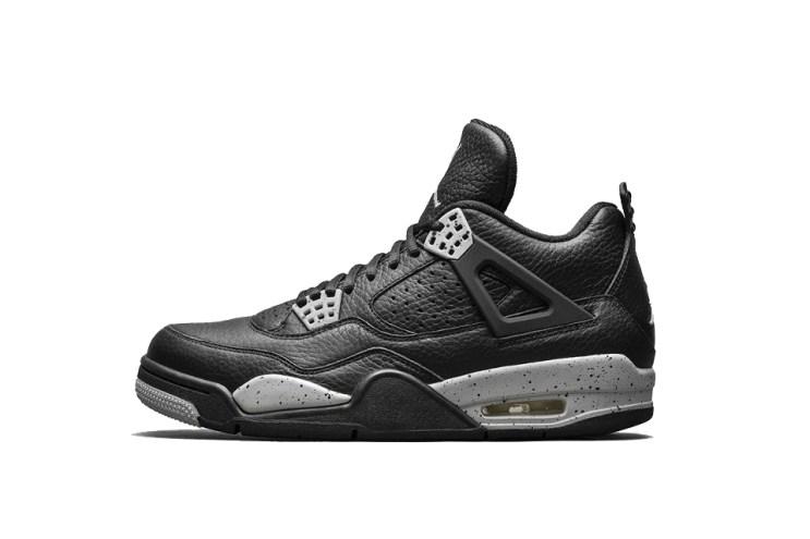 "A First Look at the Air Jordan 4 Retro ""Oreo"""