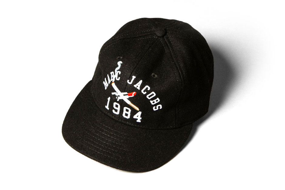 """A First Look at the Marc Jacobs """"Casting Call Cap"""" by Ebbets Field Flannels"""