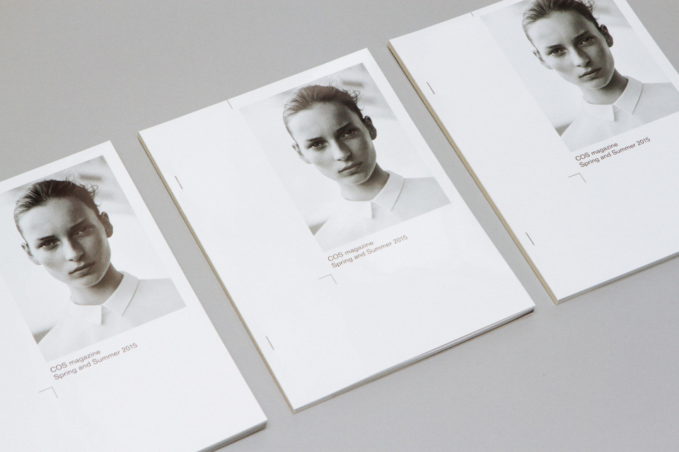 A Look Inside the COS 'On Paper' Magazine