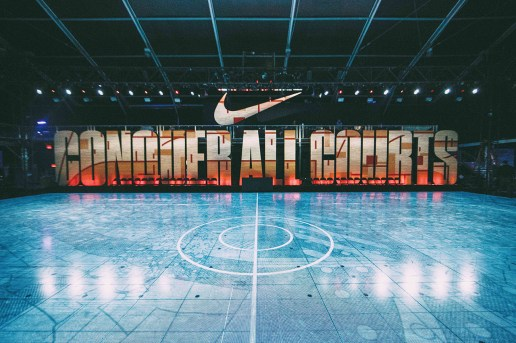 A Look Inside the Nike Zoom City Arena