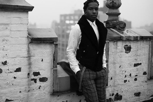 A$AP Rocky Talks His Personal Style, Finding Himself in Fashion and More with Complex