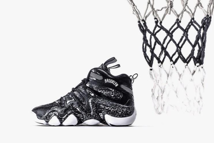 """adidas Crazy 8 """"Brooklyn Nets"""""""