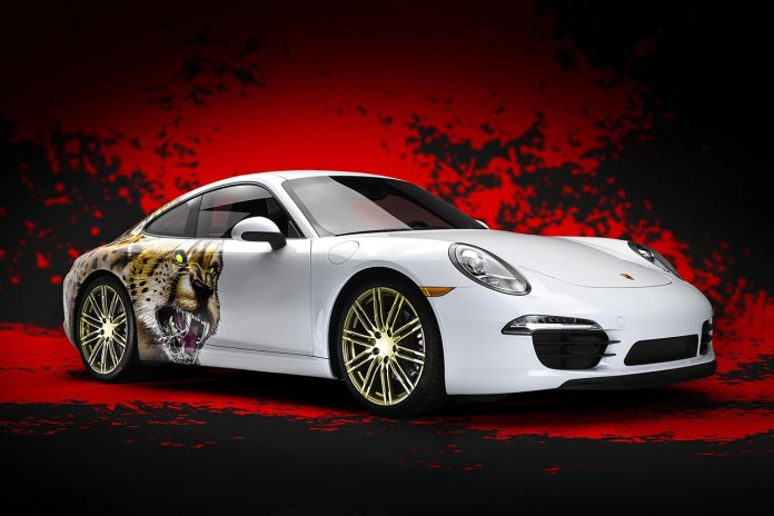 adidas is Hooking Up the NFL Combine's Fastest with Porsche 911s
