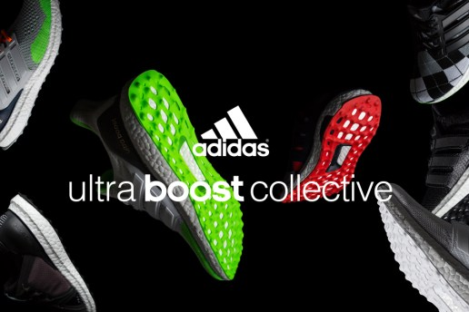 adidas Launches Ultra BOOST Collective with Kris Van Assche, Stella McCartney, Junichi Abe, Dirk Schönberger & James Carnes