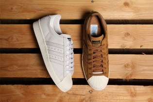"adidas Originals 2015 Superstar 80s ""Camo"" Pack"