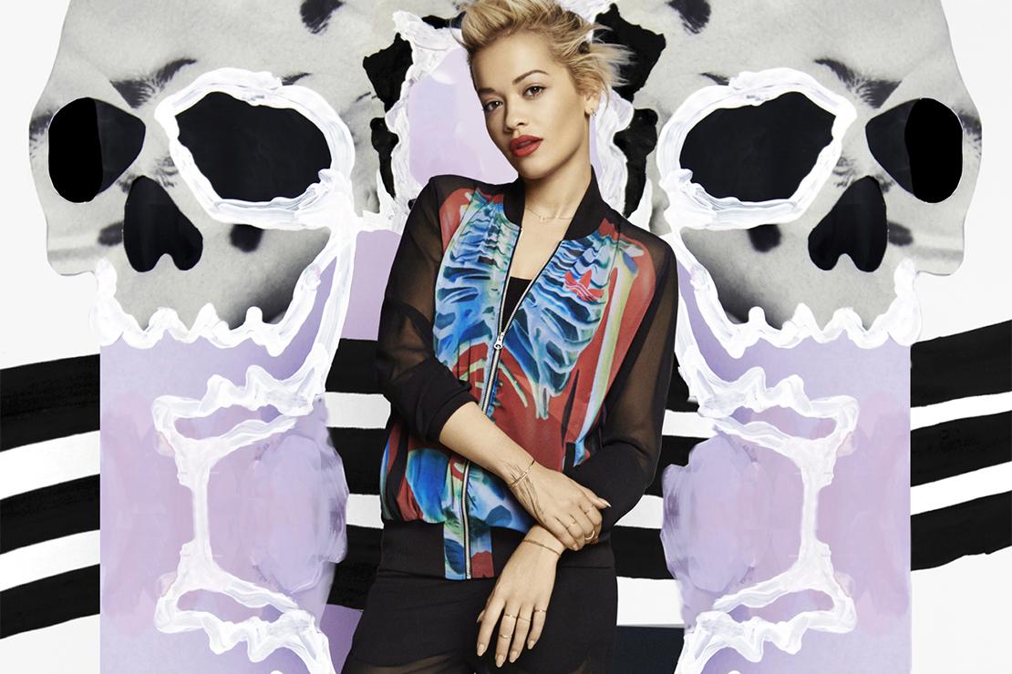 """adidas Originals by Rita Ora """"O-Ray"""" Pack"""