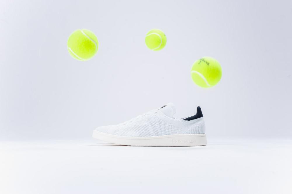 adidas Originals Stan Smith Primeknit White/Black