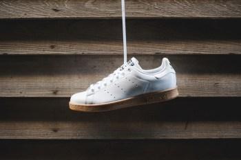 adidas Originals Stan Smith White/Gum