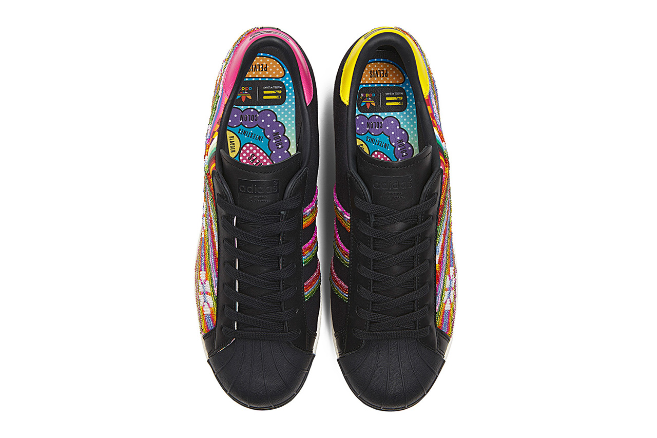 Adidas Superstar X Pharrell