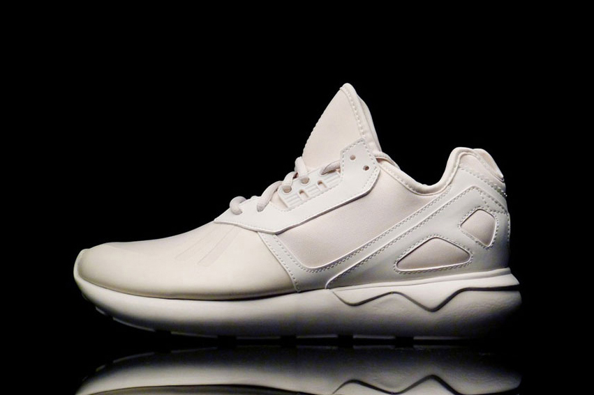 adidas tubular runner white