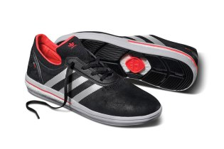 """adidas Presents First Boost Technology Skate Shoe """"ADV Boost"""""""
