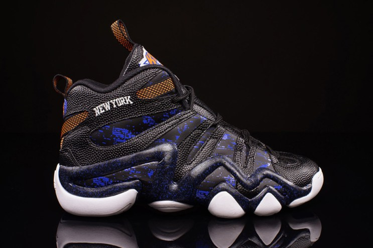"adidas Releases Crazy 8 ""New York"" Pack for All-Star Weekend"