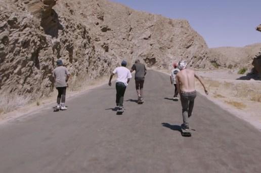 adidas Skateboarding Explores the Unknown Territories of Namibia