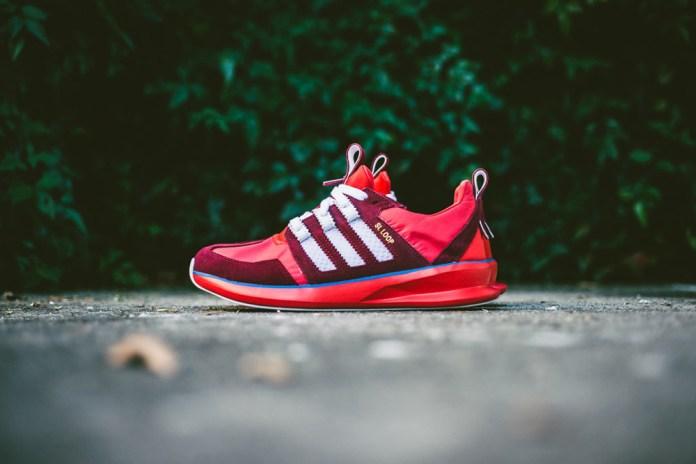 adidas Originals SL Loop Runner Red/White/Blue Bird