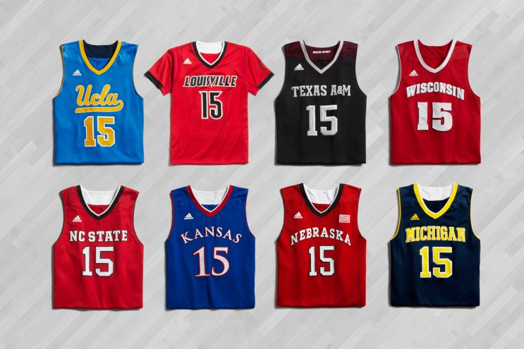 """adidas Unveils """"Made in March"""" Collection for the Upcoming NCAA Tournament"""