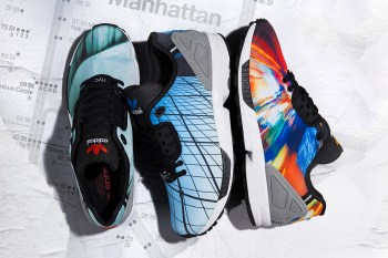 adidas Originals Celebrates All-Star Weekend with the NYC ZX Flux Pack