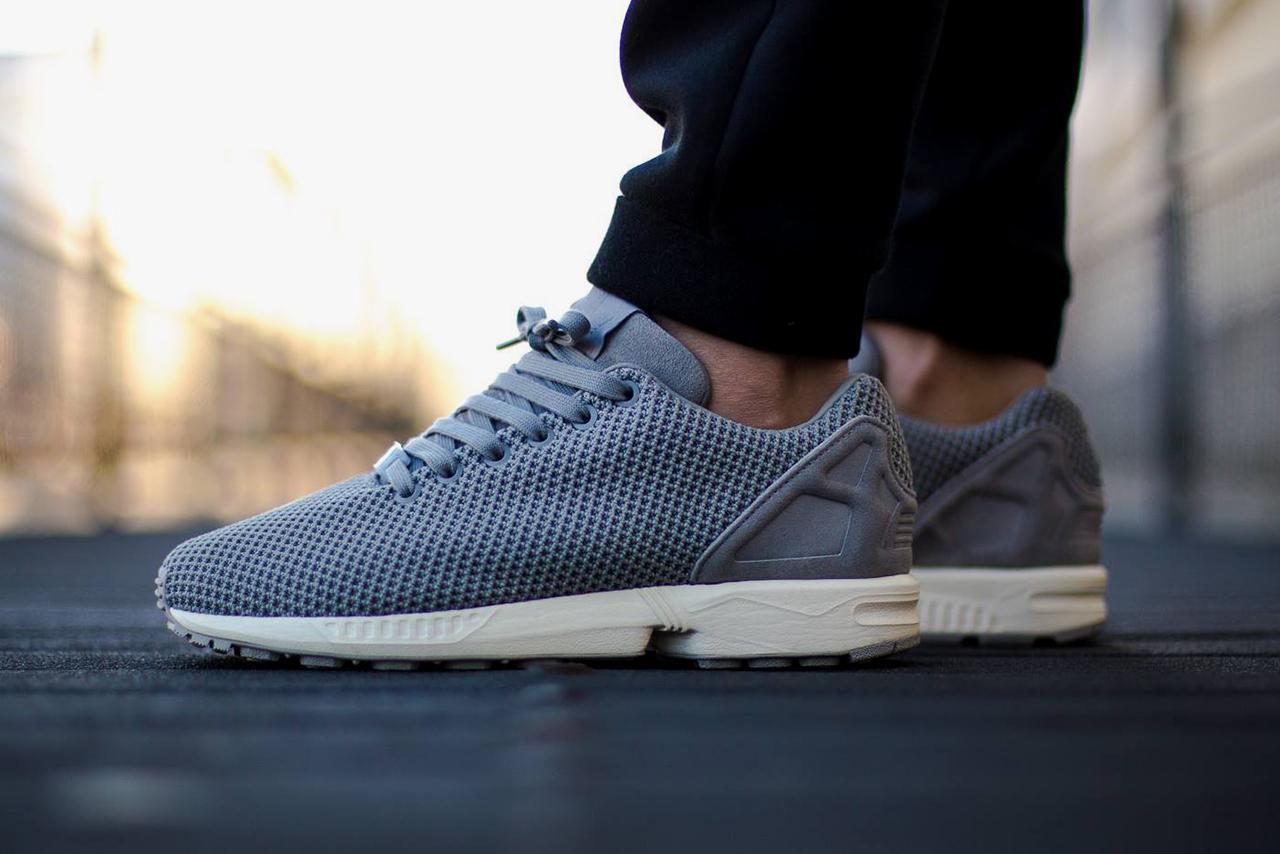 adidas zx flux grey