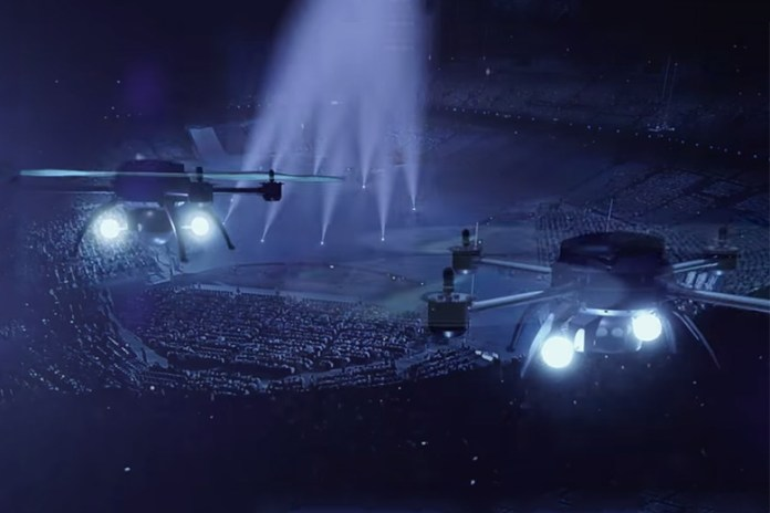 AIR 2015 the World's First Drone Circus by Royal Netherlands Air Force