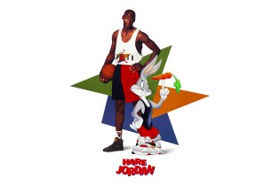 "Michael Jordan Set to Team Up with Bugs Bunny Once Again on ""Hare Jordan"" Campaign"