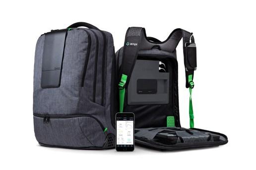AMPL SmartBackpack