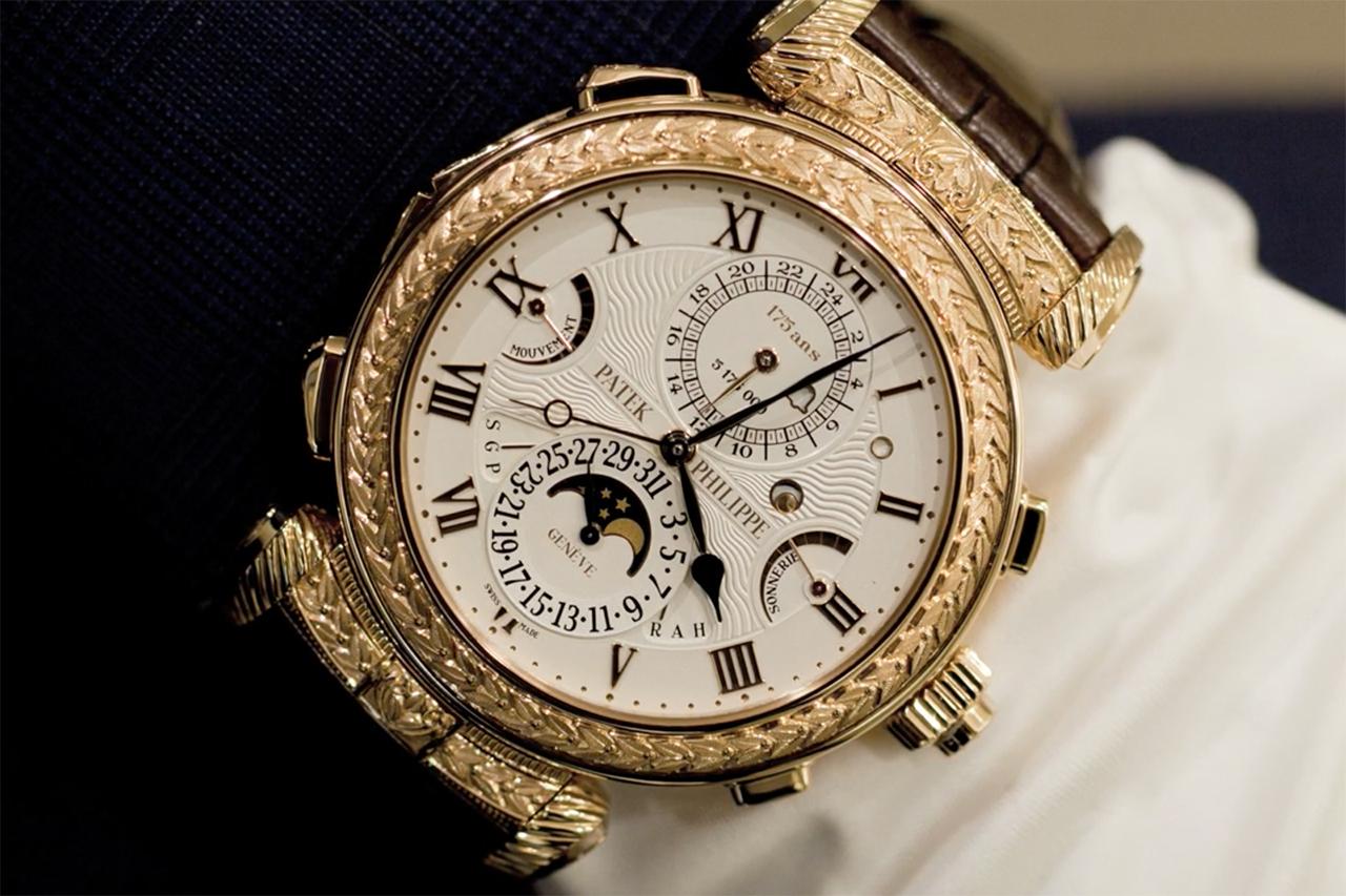 đồng hồ Patek Phillipe