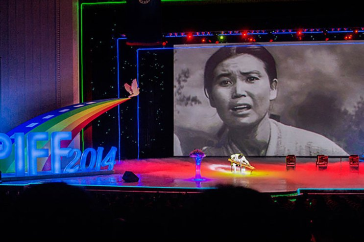 GQ Takes An Inside Look at the North Korean Film Festival