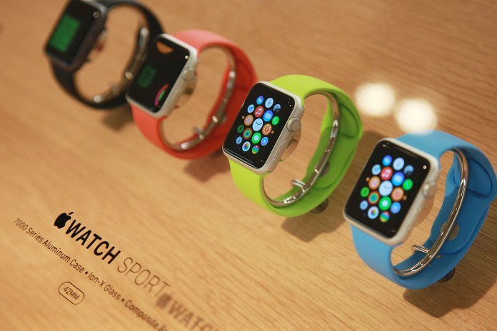 Apple Estimates Initial Demand for Apple Watch Between 5-6 Million Units