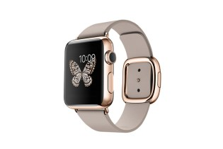 Apple Stores to Have Special Safes for Gold Apple Watches