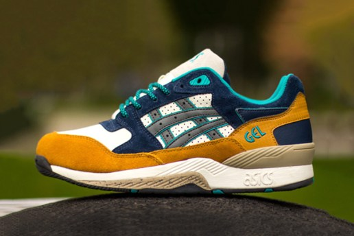 ASICS GT Quick Hazelnut /Navy/Teal