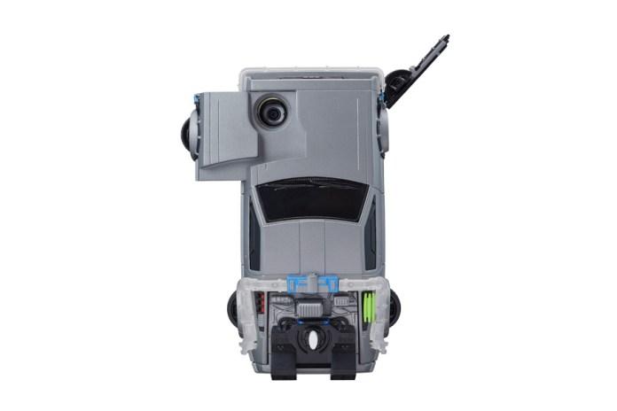 Back to the Future DeLorean iPhone Case