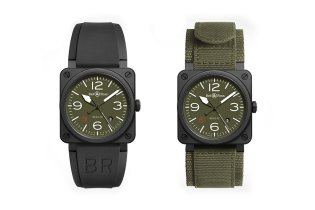 Bell & Ross BR03 Military Watch