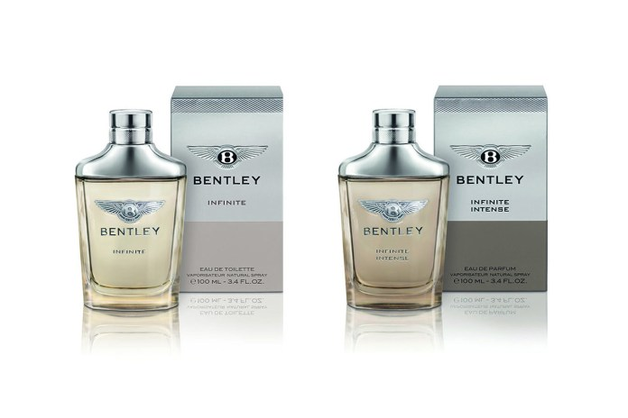 Bentley Launches New Fragrance