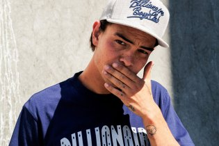 "Billionaire Boys Club 2015 ""Book Bank College"" Editorial"
