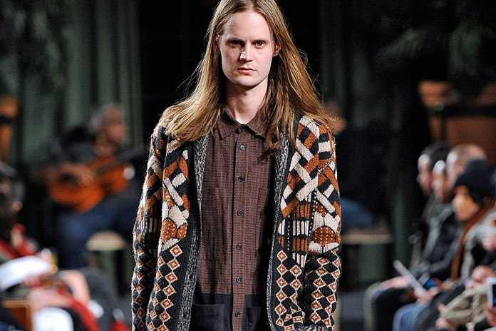 Billy Reid 2015 Fall/Winter Collection