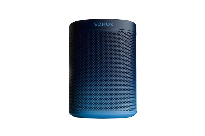 """Blue Note Records x Sonos """"Blue Note PLAY:1"""""""