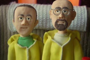 Breaking Bad Art Exhibition on Display in London