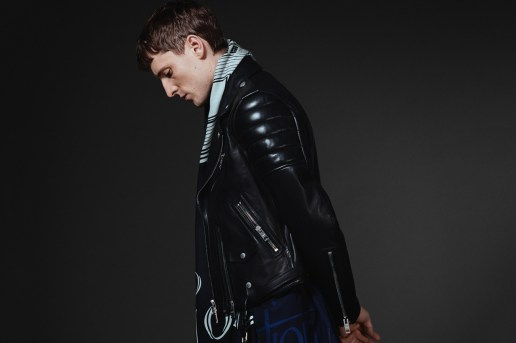 Burberry Launches Menswear Collection for Barneys New York