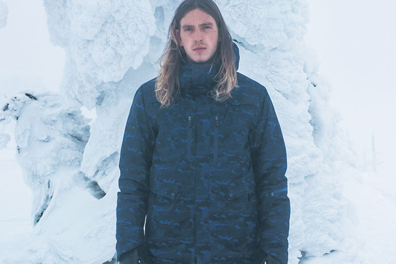 BURTON THIRTEEN 2015 Fall/Winter Lookbook