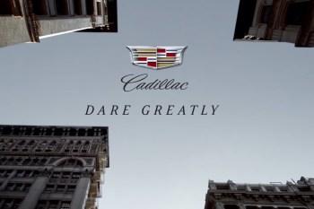 "Cadillac ""Dare Greatly"" Oscars Commercial"