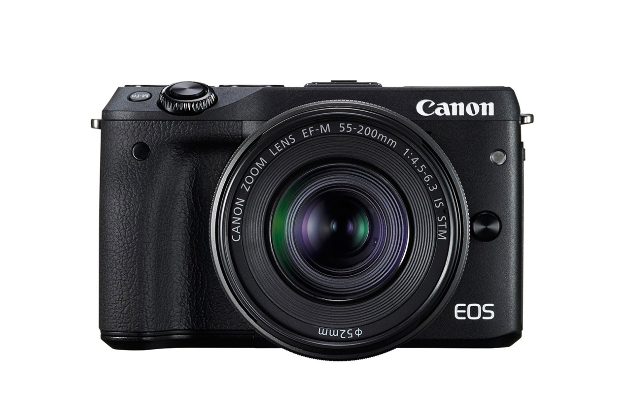 Canon EOS M3 Slated for Release in Europe & Asia, But Not North America