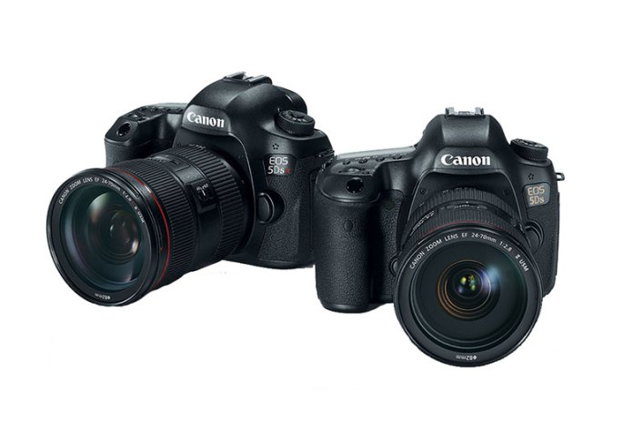 Canon's 50-Megapixel EOS 5Ds is the Highest-Resolution DSLR Ever