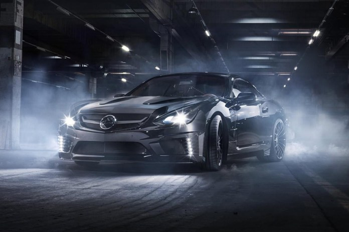 Carlsson Reveals C25 Super GT Final Edition