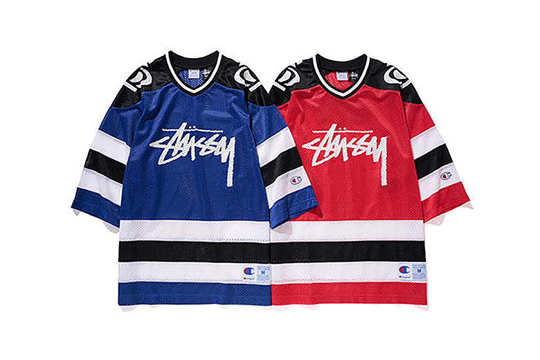 """Stussy x Champion Japan 2015 Spring """"Kings"""" Collection"""