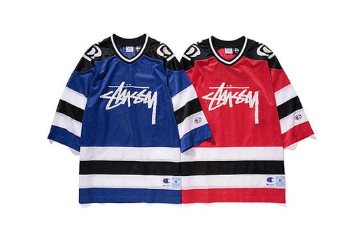 "Stussy x Champion Japan 2015 Spring ""Kings"" Collection"