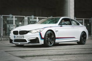 BMW's M4 Fully Loaded with M Performance Parts