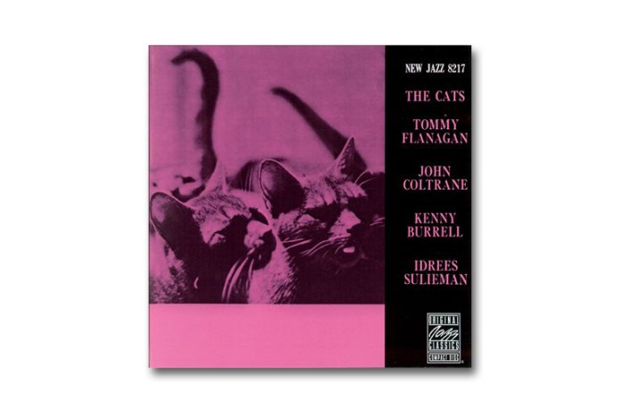 Listen to John Coltrane's 1957 Album 'The Cats' in Its Entirety
