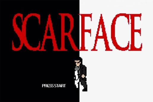 'Scarface' in 8-Bit