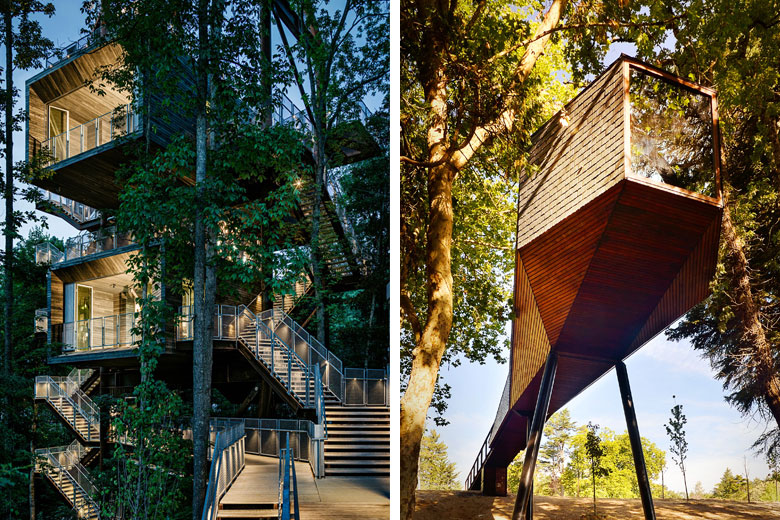 Beautiful adult treehouses hypebeast - The urban treehouse the wonder in the heart of berlin ...